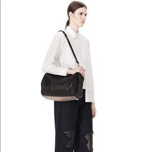 alexander wang rocco satchel